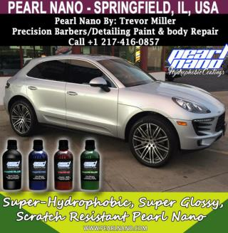 Pearl Nano Coating - Springfield Illinois Ceramic Coating Installer Trevor Miller