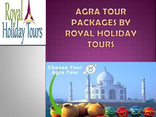 Budget Tour Packages for Agra