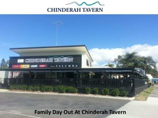 Family Day Out At Chinderah Tavern