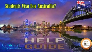 Study In Australia|Study Abroad Consultants|Overseas Education Consultants|Global Education Consultants|Australia Study