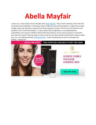 http://www.healthoffersreview.info/abella-mayfair-reviews/