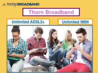 High Speed WiFi - Thorn Broadband