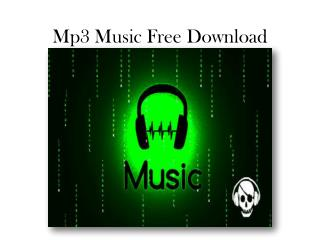 Mp3 Music Free Download