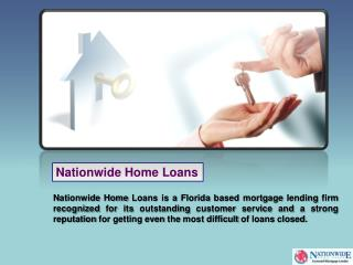Fort Lauderdale Mortgage