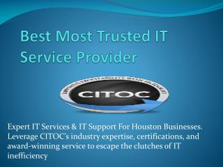 IT Support Houston