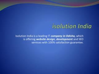 Best e-Governance Development Company in Cuttack