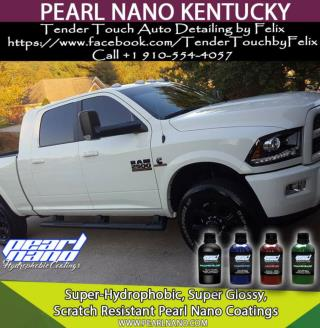Pearl Nano Coating by Felix Nances