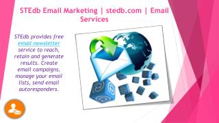 The Email Campaign Tool‎