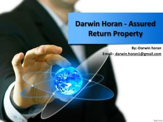 Darwin Horan - Assured Return Property