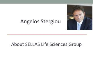 Dr. Angelos Stergiou - SELLAS Life Sciences Group