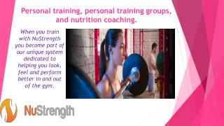 Fitness & Personal Training Rochdale, QLD