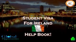 Study in Ireland|Ireland Overseas Education Consultants|Ireland Study Visa Consultants|Student Visa Consultants|Global O