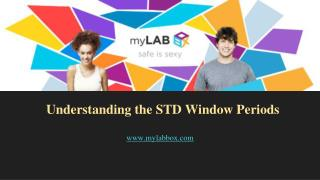 Understanding the STD Window Periods
