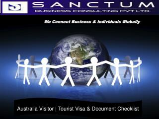 Apply for Australia visa|Visit/Tourist