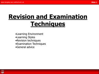 Revisiontechniques.