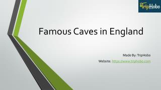 15 Famous Caves In England You Are Yet To Explore