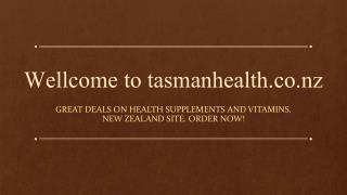 tasmanhealth.co.nz | NOW Foods Rhodiola