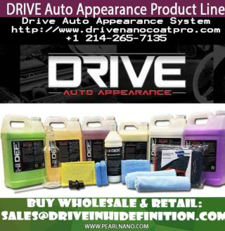 New & Improved Waterless Car Wash by Drive Auto Appearance