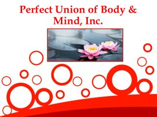 Perfect Union of Body & Mind, Inc.