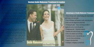 Custom Smile Makeover Treatment in London