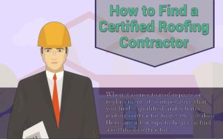 How to Find A Certified Roofing Contractor - R&K Roofing