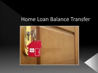 Availing Home Loan in India Things to Take Care Of