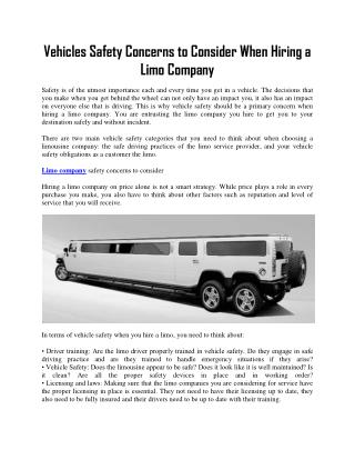 Houston Limo