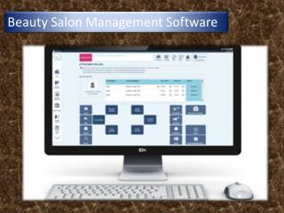 Beauty Salon Management Software