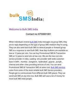 Using Bulk SMS Marketing  Effectively