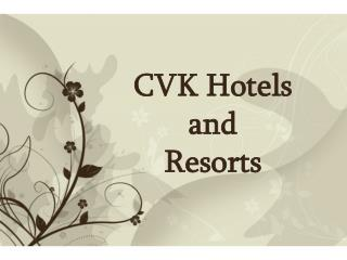 CVK Hotels and Resorts - Istanbul luxury hotels