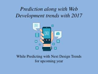 Prediction along with Web Development trends with 2017 |Thinkit Training