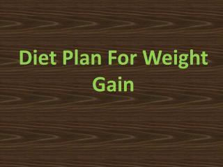 Stay Fit and Toned With Weight Loss Diet Plans