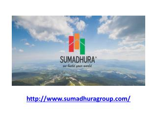 Sumadhura Builders Project
