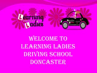 Special Driving Training Courses in Doncaster