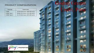 Godrej Greens | Residential Venture | Undri | Pune