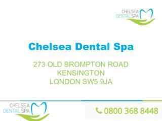 Chelsea Dental Spa Veneers