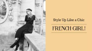 Style Up Like A Chic