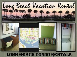 long beach California vacation condo rentals | California long beach vacation rentals