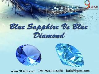 Blue Sapphire Vs Blue Diamond
