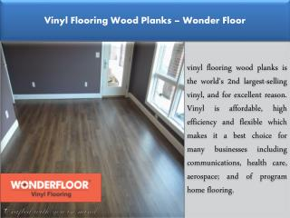 Discover The Advantages Of Vinyl Flooring Wood Planks In India