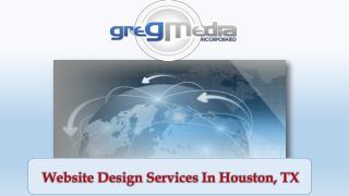 Website Design Services In Houston, TX