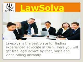 How to get Free Legal Advice Online