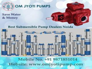 Om Jyoti Pumps - Submersible Pump Dealers Noida
