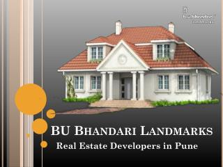 Completed Projects in Pune - Bubhandarilandmarks