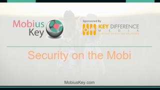 Mobius Key_Scene 8_Security On The Mobi | Digital Story Telling | Hollywood
