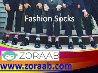 Fashion Socks - www.zoraab.com