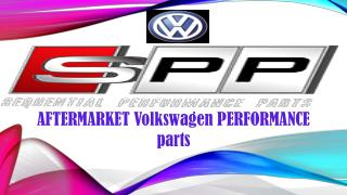 Aftermarket Volkswagen Performance Parts