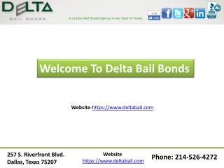 Desoto bail bonds