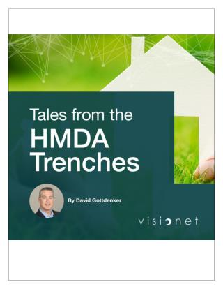 Tales from the HMDA Trenches