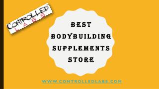 Best Online Fitness Website and Supplements Store
